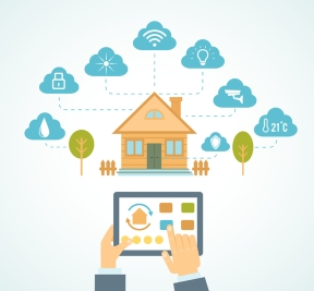smart house automation